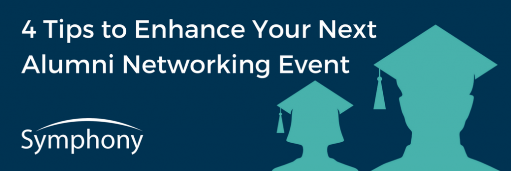 4 Tips to Enhance Your Next Alumni Networking Event