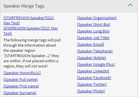 speaker merge